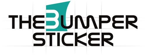 The Bumper Sticker Logo